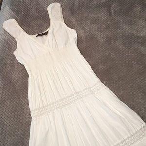 Dresses & Skirts - Beautiful White Summer Dress . Sz large